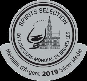Médaille argent spirit sélection