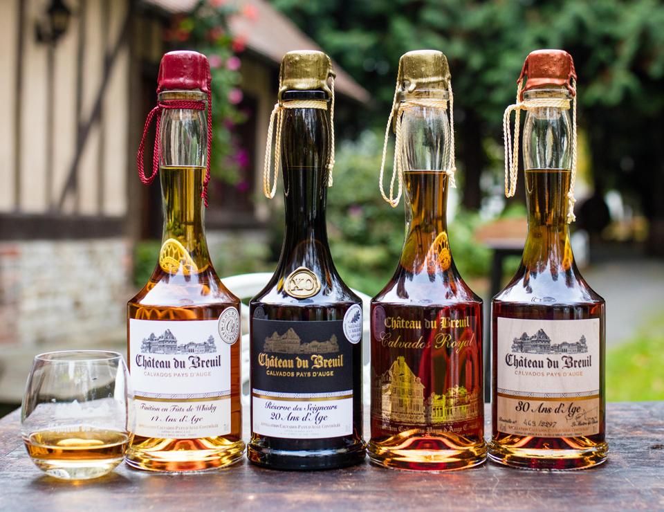 Calvados traditionnels