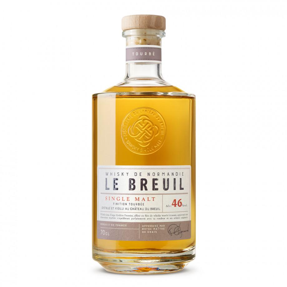 Whisky Le Breuil Tourbé