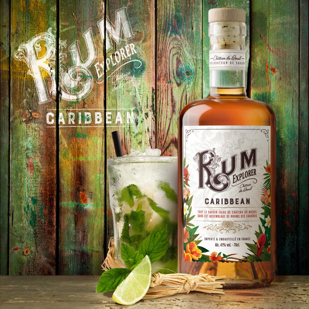Rhum Caribbean