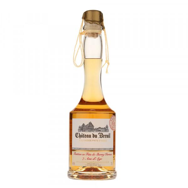 Bouteille finition fûts de sherry oloroso