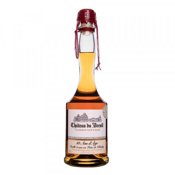 Calvados 10 ans finition whisky