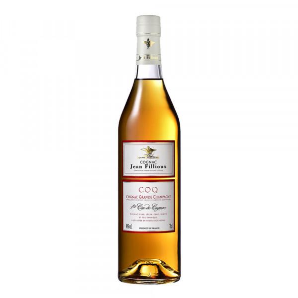 Bouteille de Cognac Coq