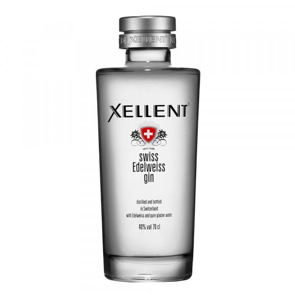 Bouteille Gin Xellent