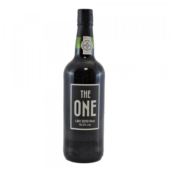 Bouteille lbv the one porto