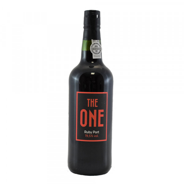 Bouteille Porto the one ruby