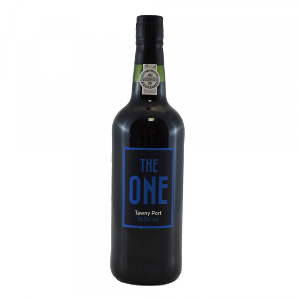 Bouteille porto the one twany