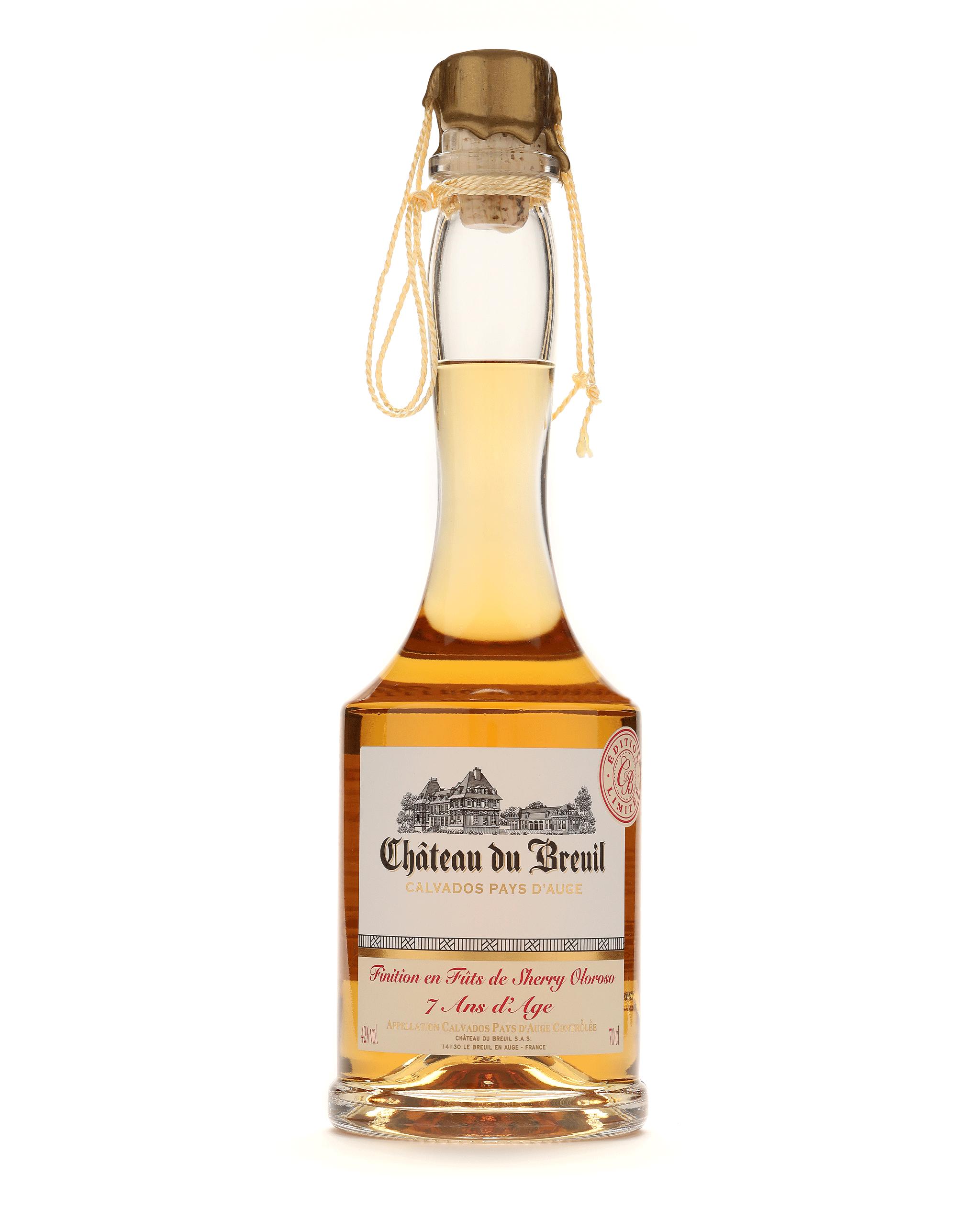 Bouteille fûts de sherry oloroso