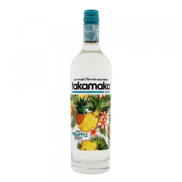 Bouteille liqueur ananas
